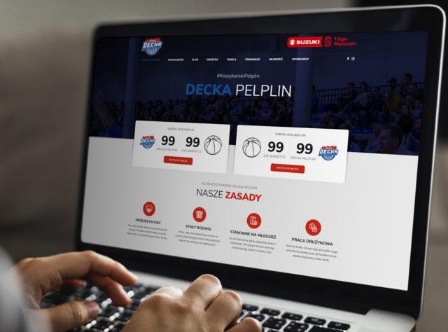 Rusza strona internetowa